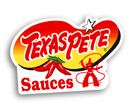 Texas Pete label